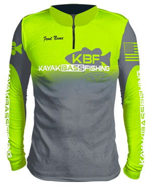 KBF Sublimated Jersey - front