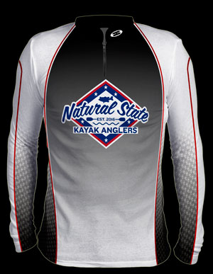 NSKF Sublimated Jersey - front